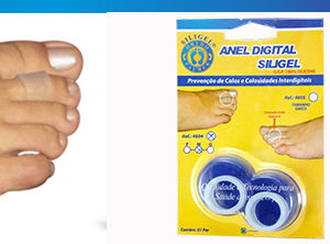 Anel Digital Siligel - Ref.- 4004