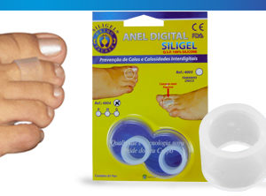 Anel Digital Siligel - Ref.- 4005